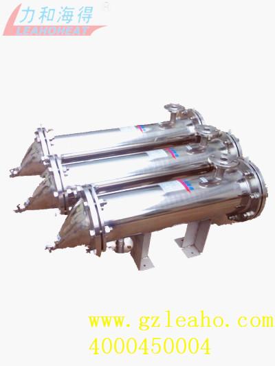 壳管式换热器结构有哪些特点